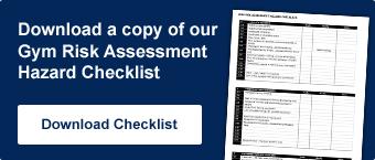 Gym Risk Assessment Checklist
